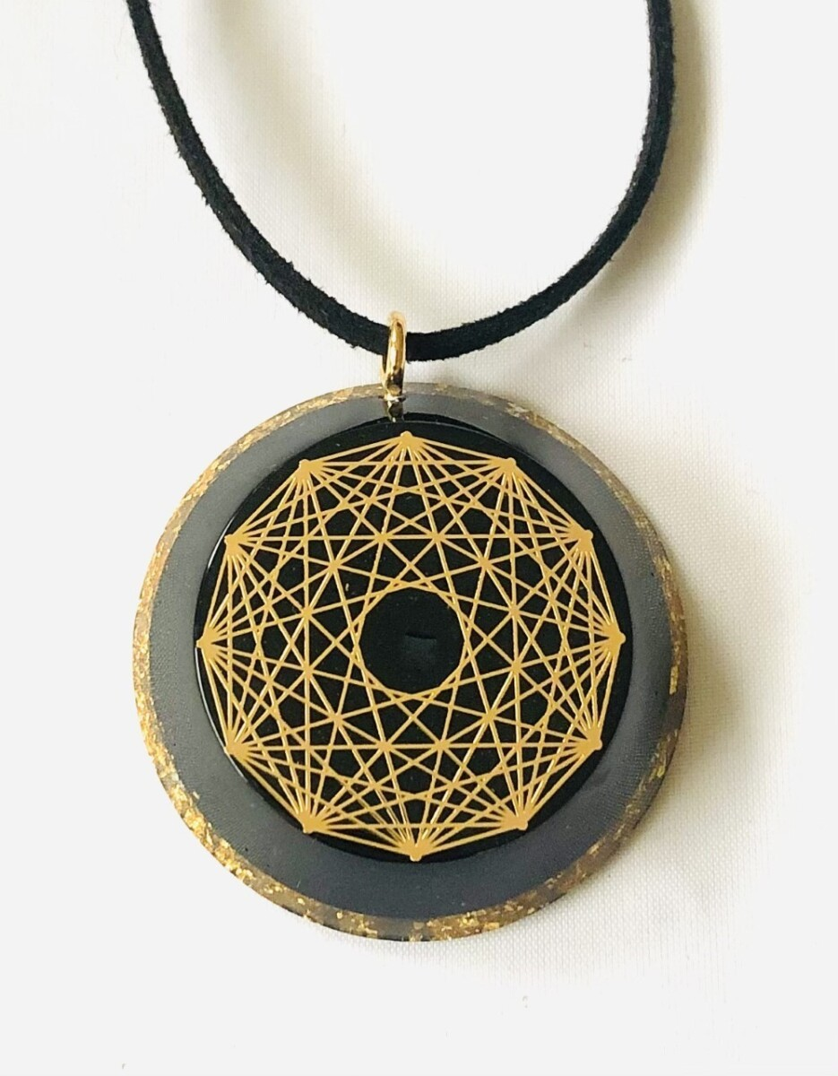 Dodecahedron Goud ArtisanGifts