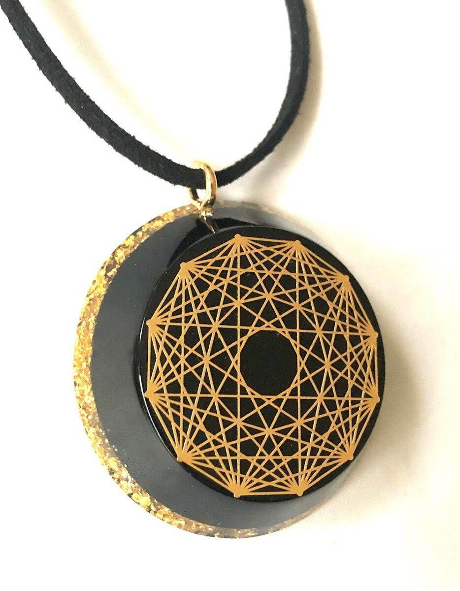 Dodecahedron Goud