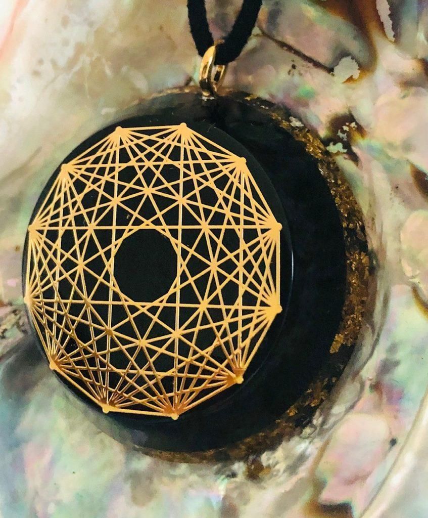 Dodecahedron Goud Artisan Gifts3